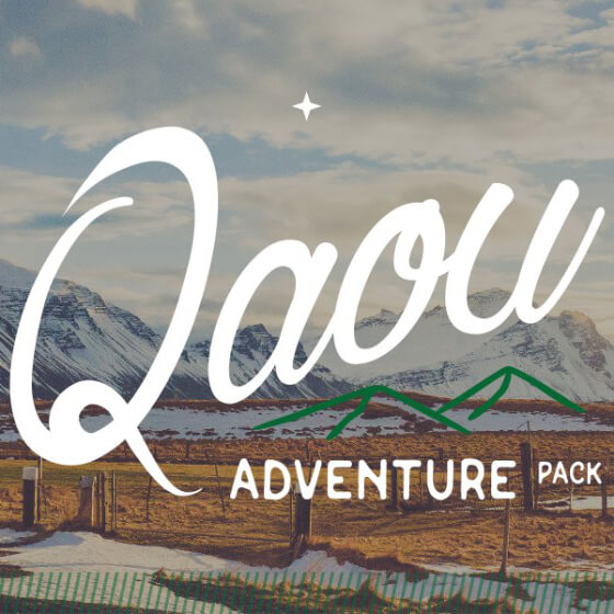 Qaou pack aventure backpackers tente multifonctions