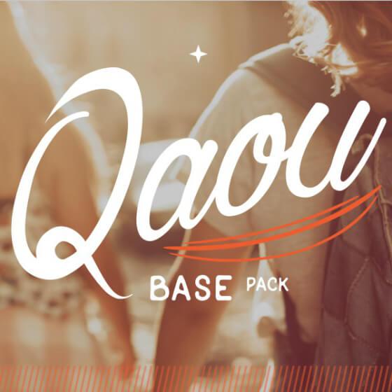 Qaou base pack hamac abri tente