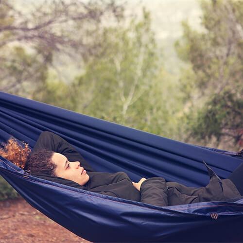 Qaou hamac hammock randonnée PACA