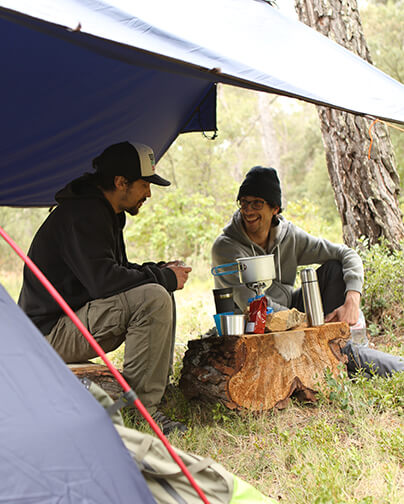 Qaou outdoor abri tente camping randonnée