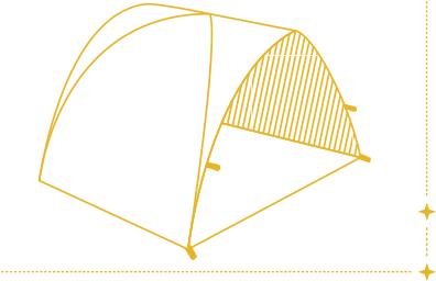 Qaou utilisation tente multifonctions abri