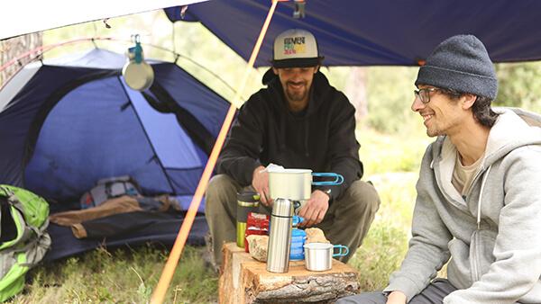 Qaou tente multifonctions abri camping