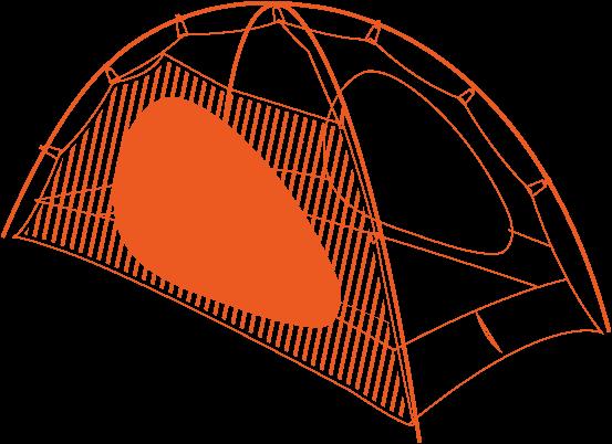 Qaou modele tente multifonctions