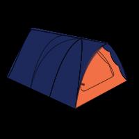 Matelas de tente
