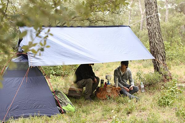 Qaou hamac hammock toile abri camping