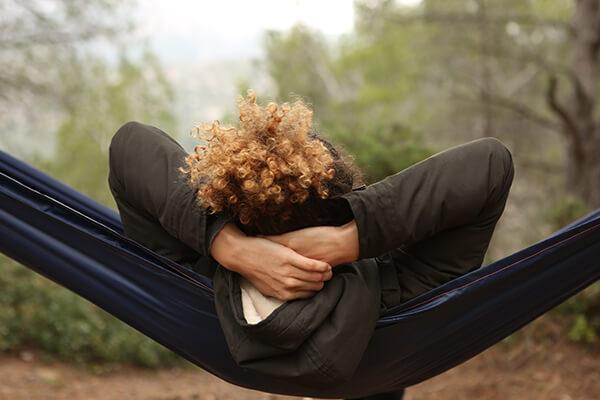 Qaou hamac detente nature hammock