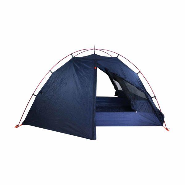 Tente de bivouc compact et performante