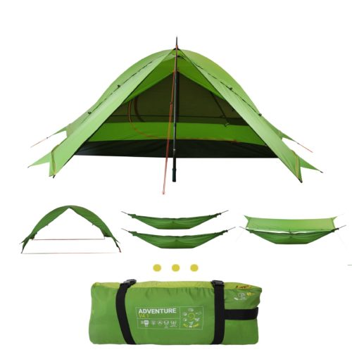 Tente modulable
